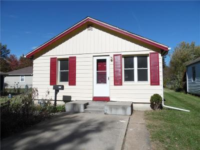 Belton MO Single Family Home For Sale: $75,000