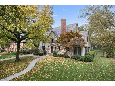 Kansas City Single Family Home For Sale: 1242 Huntington Road