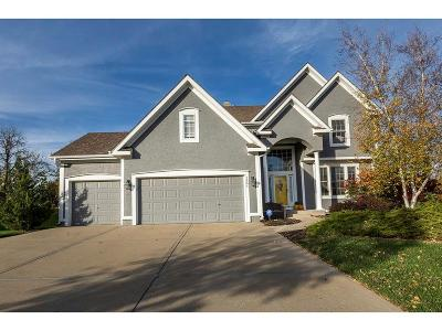 Overland Park Single Family Home For Sale: 3804 W 155th Street