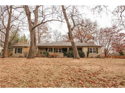 Leawood Single Family Home For Sale: 9435 Belinder Road
