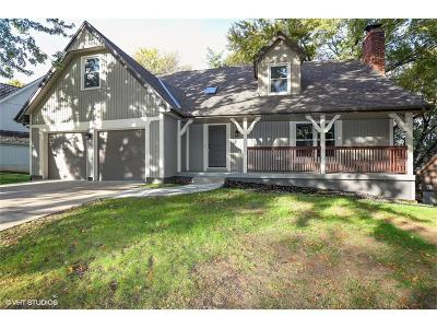 Shawnee Single Family Home For Sale: 14412 W 68th Terrace