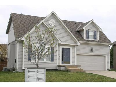 Gardner Single Family Home For Sale: 516 E Dogwood Street