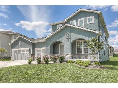 Overland Park Single Family Home For Sale: 16236 Wedd Street