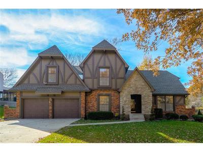 Kansas City Single Family Home For Sale: 607 Saint Andrews Drive