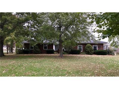 Oak Grove Single Family Home For Sale: 3617 S Ketterman Road