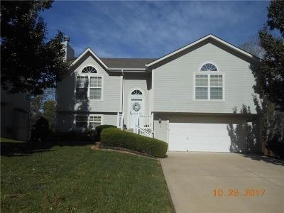 Raymore MO Single Family Home Show For Backups: $184,900