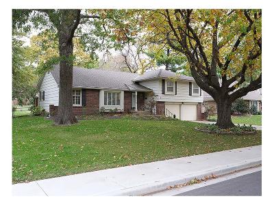 Prairie Village Single Family Home For Sale: 4310 W 82nd Terrace