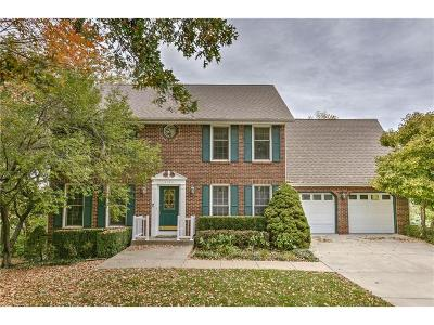 Lenexa Single Family Home For Sale: 8150 Summit Street