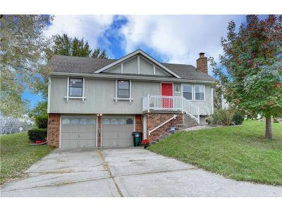 Grandview Single Family Home For Sale: 7321 E 122nd Terrace