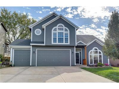 Olathe Single Family Home Show For Backups: 14255 W 155th Street