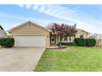 Raymore MO Single Family Home Show For Backups: $175,000