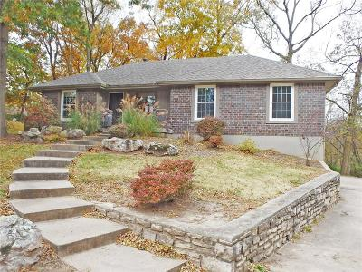 Raytown MO Single Family Home For Sale: $130,000