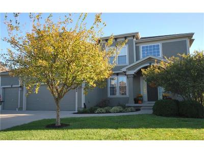 Olathe Single Family Home Show For Backups: 23860 W 124th Court