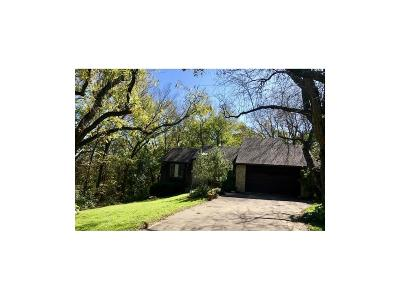 Lenexa Single Family Home For Sale: 20500 Mill Road