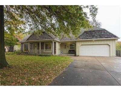 Shawnee Single Family Home For Sale: 10506 W 53rd Street