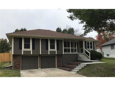 Grandview Single Family Home For Sale: 8001 E 130th Street