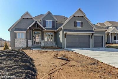 Johnson-KS County Single Family Home For Sale: 10509 W 162 Street
