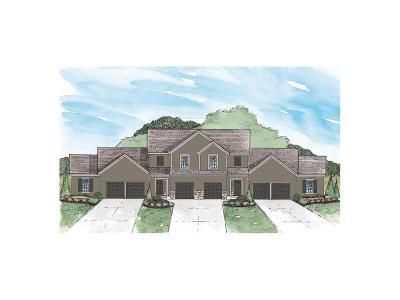 Gardner Condo/Townhouse For Sale: 720 W Shawnee Court