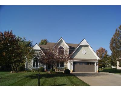 Basehor Single Family Home For Sale: 3406 N 154th Street