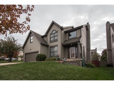 Overland Park Single Family Home Show For Backups: 8015 W 144th Terrace