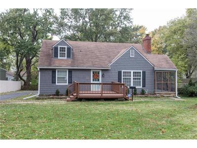 Mission Single Family Home For Sale: 5824 Woodward Street
