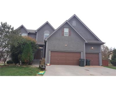 Overland Park KS Single Family Home For Sale: $478,900