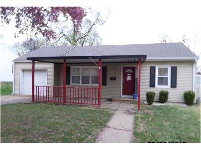 Shawnee Single Family Home For Sale: 5631 Barton Lane