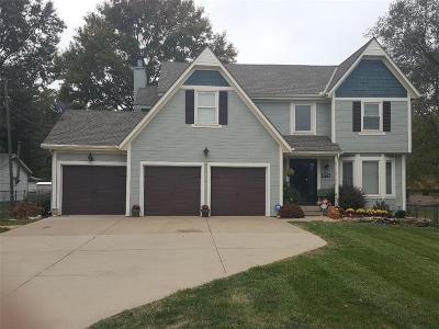 Gardner Single Family Home For Sale: 526 Center Street