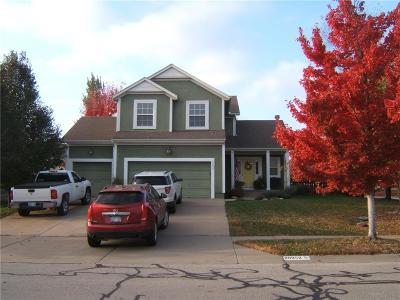 Olathe Single Family Home For Sale: 20952 W 116th Terrace