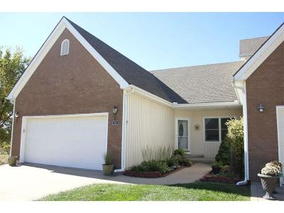 Basehor Condo/Townhouse Show For Backups: 1322 N 159 Street