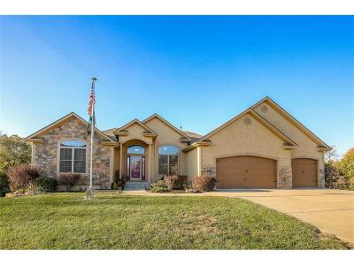 Louisburg Single Family Home For Sale: 724 Danford Drive