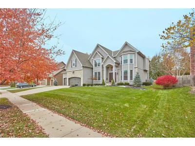 Overland Park Single Family Home For Sale: 14705 Slater Street
