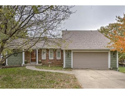 Shawnee Single Family Home For Sale: 13730 W 65th Street
