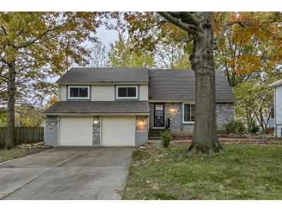 Grandview Single Family Home For Sale: 8231 E 134th Terrace