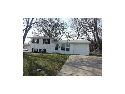Gladstone MO Single Family Home For Sale: $117,900