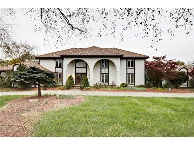 Johnson-KS County Single Family Home For Sale: 17900 Dearborn Street