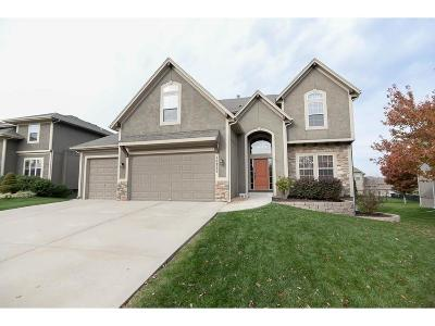 Olathe Single Family Home For Sale: 10822 S Appleridge Lane