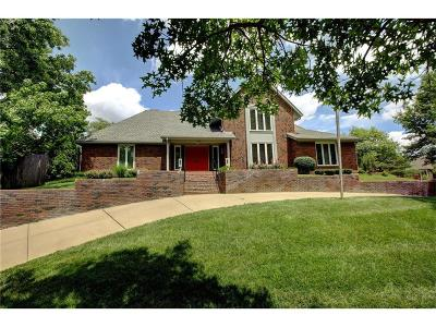 Overland Park Single Family Home For Sale: 10052 Hemlock Drive