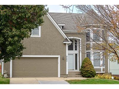 Lenexa Single Family Home For Sale: 8604 Haven Street