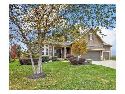 Overland Park Single Family Home Show For Backups: 15732 Eby Street