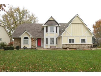 Gladstone MO Single Family Home For Sale: $240,000