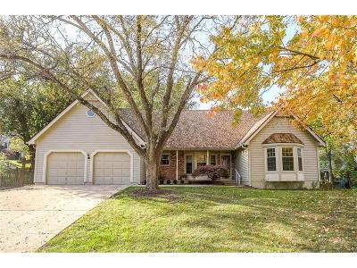Overland Park Single Family Home Show For Backups: 8027 W 113th Street