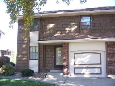 Raytown Condo/Townhouse For Sale: 11274 E 71st Terrace