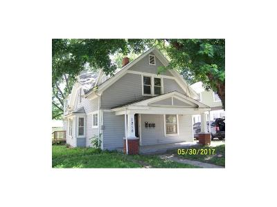 Independence MO Single Family Home For Sale: $44,900