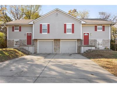 Raytown Multi Family Home For Sale: 8118 Woodson Dr & 8120 Drive
