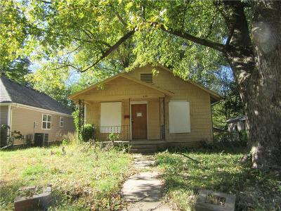 Independence MO Single Family Home For Sale: $29,900