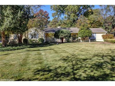 Mission Hills Single Family Home For Sale: 6548 State Line Road