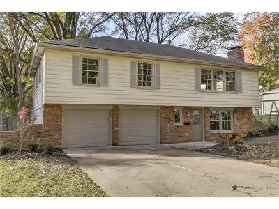 Overland Park Single Family Home For Sale: 9108 Wedd Drive