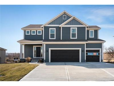 Blue Springs MO Single Family Home Contingent: $313,395