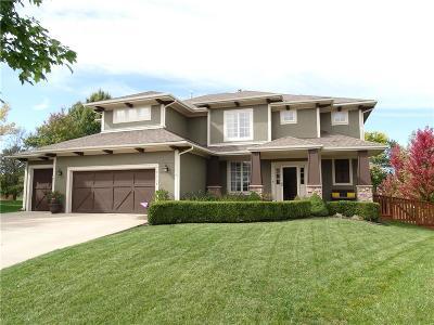 Olathe Single Family Home Show For Backups: 16314 S Lindenwood Drive